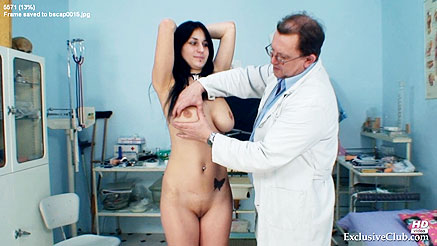 Kinky doctor video